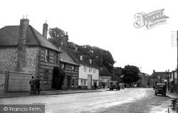 Salisbury Street c.1955, Amesbury