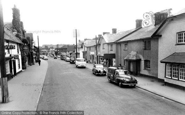 Amesbury, Salisbury Street c.1960