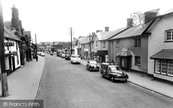 Salisbury Street c.1960, Amesbury
