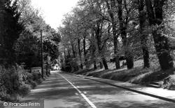 Stonehenge Road c.1965, Amesbury