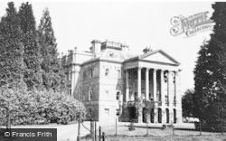Amesbury, The Abbey c.1955