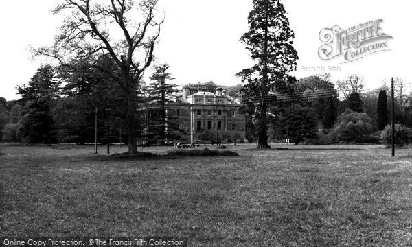 Amesbury, The Abbey c.1965