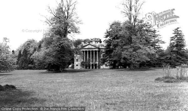 Photo of Amesbury, The Abbey c.1965