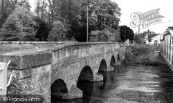 The Bridge c.1965, Amesbury