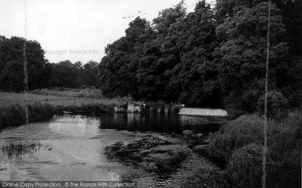 Photo of Amesbury, Tumbling Bay c.1955