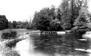 Amesbury, Tumbling Bay c.1965