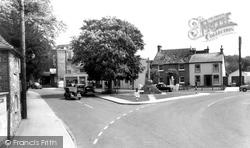 War Memorial c.1965, Amesbury