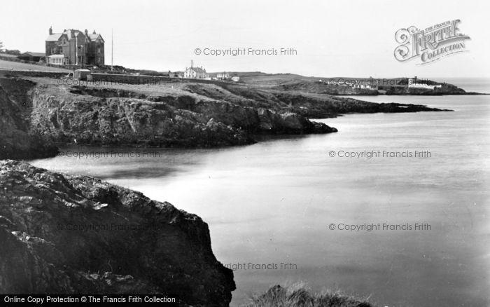 Photo of Amlwch, Bull Bay c.1935