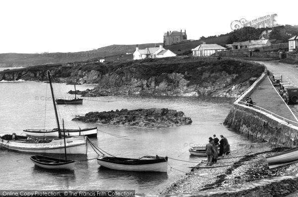 Photo of Amlwch, Bull Bay c.1955