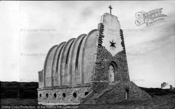 Amlwch, Catholic Church c.1955