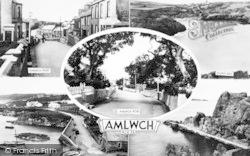 Amlwch, Composite c.1955
