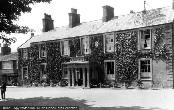 Amlwch, Dinorben Hotel c.1938