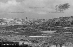 Amlwch, Old Copper Mine, Parys Mountain c.1939