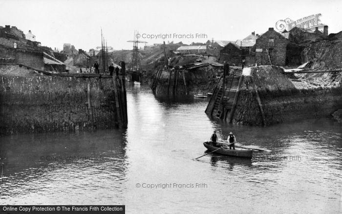 Photo of Amlwch, Port c.1900