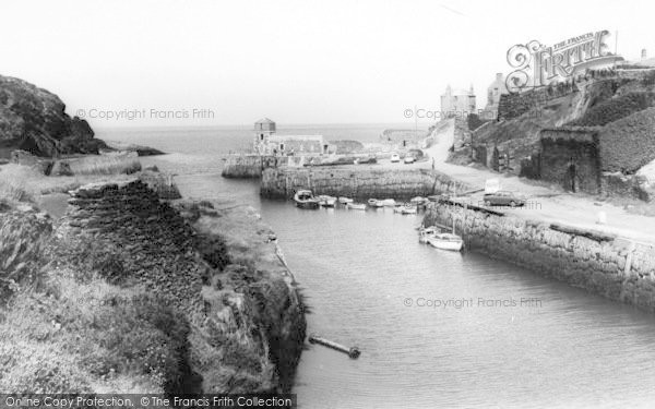 Photo of Amlwch, Port, The Harbour c.1965