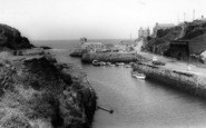 Amlwch, Port, The Harbour c.1965