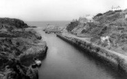 Amlwch, The Harbour c.1960