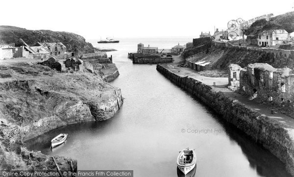 Amlwch, The Port c.1955