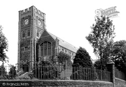 Ammanford, All Saints' Church 1936