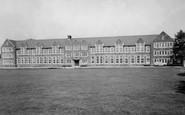 Ammanford, Amman Valley Grammar School c.1960