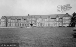 Ammanford, Amman Valley Grammar School c.1960