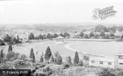 Ammanford, Ammanford Park c.1960