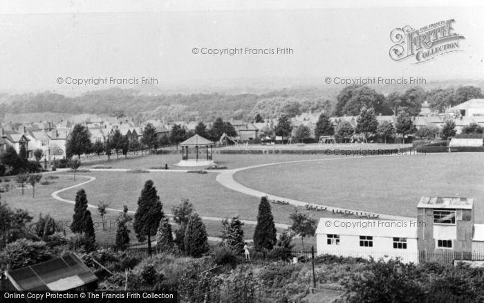 Photo of Ammanford, Ammanford Park c.1960