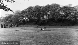 Ammanford, Betws Park c.1955