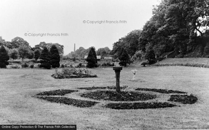 Photo of Ammanford, Betws Park c.1955