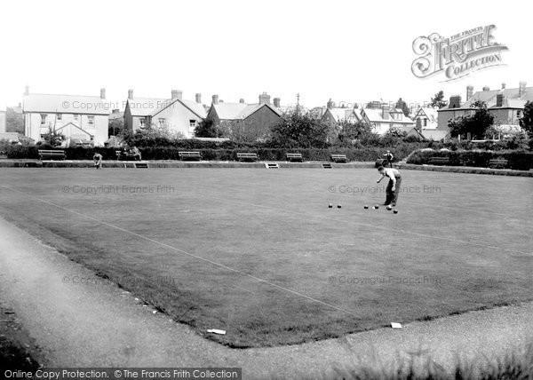 Photo of Ammanford, Bowling Green 1936