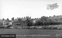 Bowling Green c.1955, Ammanford