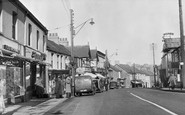 Ammanford, College Street c.1955