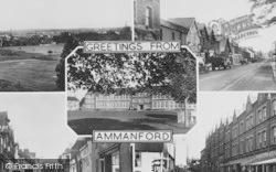 Ammanford, Composite c.1955