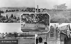 Ammanford, Composite c.1960