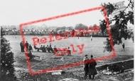 Ammanford, Cricket Field c.1950