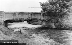 Ammanford, Dyffryn Bridge c.1955