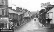 Ammanford, High Street c.1955