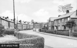 Ammanford, Iscennen c.1955