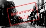 Ammanford, Quay Street c.1955