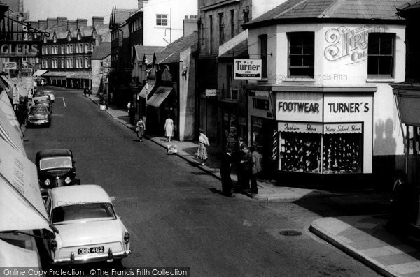 Photo of Ammanford, Quay Street c.1965