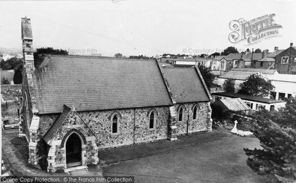 Ammanford, St Michael's Church c.1960
