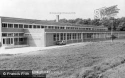 Ammanford, Technical College c.1960