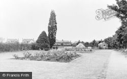 Ammanford, The Putting Green, The Park c.1955