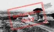 Ammanford, Village Scene c.1965