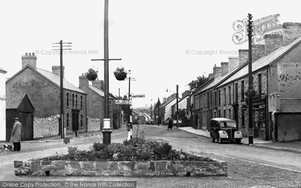 Ammanford, Wind Street c.1965