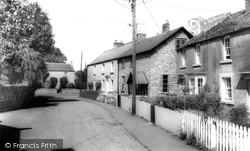 Amotherby, Church Road c.1955