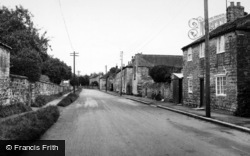 Amotherby, Main Street c.1955