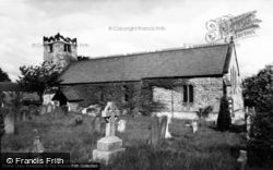 Amotherby, The Church c.1955
