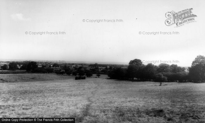 Photo of Amotherby, The Village c.1955
