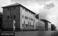Ampleforth, College, Aumit House c.1955